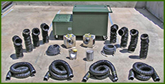 Ventilation Equipment for aircraft